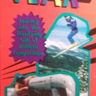 Sports Bloopers, Fear (VHS, NR, 1996) Terrifying Side of Athletic Compitition, Sports  Like New