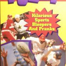 Sports Bloopers, Folly (VHS, NR, 1996) Funniest Bloopers Captured On Camera, Sports  Like New