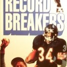 Sports Bloopers, The Record Breakers (VHS, NR, 1991) From Sports Illustrated, Sports  Like New
