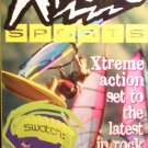 Sports Bloopers, Xtreme (VHS, NR, 1996) Xtreme Sports Set Rock Music, Sports  Like New
