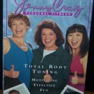 Let's Tone Up  Jenny Craig (VHS 1996) Exercise / Fitness Like New