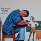 Billy Madison (VHS, PG-13, 1995) Adam Sandler, Comedy Special Offer
