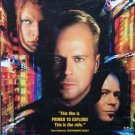 The Fifth Element (VHS, PG-13, 1997) Bruce Willis, Action / AdventureSpecial Offer