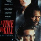 A Time to Kill (VHS, R 1996) Matthew McConaughey, Samuel L. Jackson, Thriller & Mystery
