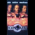 Con Air (VHS, R 1997) Nicolas Cage, John Cusack, - Action / Adventure