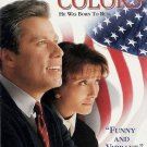 Primary Colors(VHS, R 1998) John Travolta, Kathy Bates, Comedy Special Offer