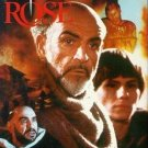 The Name Of The Rose (VHS, PG-13, 1986) Sean Connery, Drama Special Offer