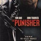 The Punisher (VHS, R, 2004) John Travolta, Tom Jane, Action / Adventure