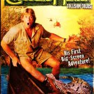 The Crocodile Hunter: Collision Course (VHS, PG 2002) Steve Irwin Action / Adventure Special Offer