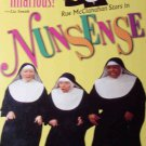 Nunsense (VHS, NR 1993) Rue McClanahan - Musicals, Broadway Like New