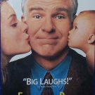 Father of the Bride Part II (VHS, PG 1996) Steve Martin, Comedy Like New
