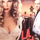 L.A. Confidential (VHS, R, 1998) Russell Crowe, Kevin Spacey,  Drama