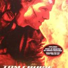 M:I-2: Mission Impossible 2 (VHS, PG-13, 2000) Tom Cruise,  Adventure Brand New