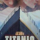 Titanic (VHS, PG-13, 1997 2 Tape Box_Set) Leonardo DiCaprio - Drama