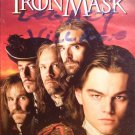The Man In The Iron Mask (VHS, PG-13, 1998) Leonardo DiCaprio, Adventure