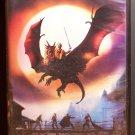 Dragon Heart: A New Beginning (VHS, PG, Clamshell 2001) Chris Masterson,  Fantasy Like New