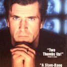 Ransom (VHS, R, 1997)  Mel Gibson, Drama Special Offer