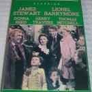 It's A Wonderful Life (VHS, NR, B/W, 1946) James Stewart, Christmas DramaLike New