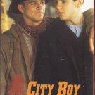 City Boy (VHS, NR, 2000) James Brolin, Family Film with Parent's Guide Rare Like New