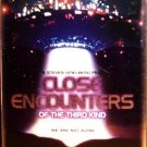 Close Encounters of the Third Kind (VHS, PG, 1998) Richard Dreyfuss,  Sci-Fi Like New