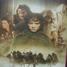 Lord Of The Rings, Fellowship of Rings (VHS, PG-13, 2002) Action / Adventure  Like New