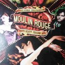 Moulin Rouge (VHS, PG-13, 2001) Nicole Kidman, Ewan McGregor, Musical, Broadway  Like Ne