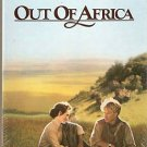 Out of Africa (VHS, PG, 1985) Robert Redford, Meryl Streep, Drama  Like New