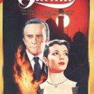 Queenie (VHS, NR, 1987, 233 Minutes) Kirk Douglas, Mia Sara, Rare DramaLike New