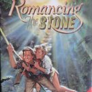 Romancing The Stone (VHS, PG, 1997) Michael Douglas, Action/Adventure