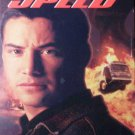 Speed (VHS, R  1994) Keanu Reeves, Dennis Hopper, Thriller Like New