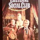 The Chyenne Social Club (VHS, PG 1994) Henry Fonda, James Stewart, Western Comedy Like New