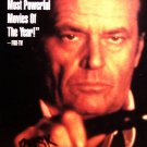 The Crossing Guard (VHS, R, 1996) Jack Nicholson, Drama Like New