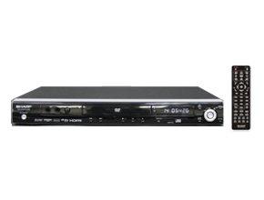 Sharp DV-SL1200 Multiregion NTSC/PAL 110/220V DVD Player