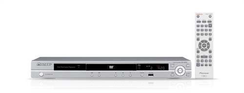 Pioneer DV-420V-S Multi-Region 1080p Upscaling DVD Player