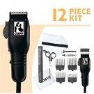 Conair HC102 Dual Voltage 12-Piece Haircut Kit