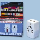 Multi Receptacle Adapter Plug For USA- SS407