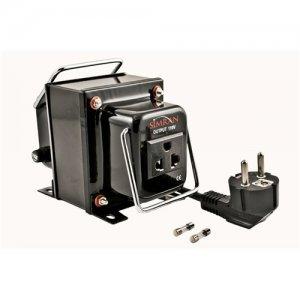 THG3000 HEAVY DUTY 3000 WATT STEP DOWN VOLTAGE TRANSFORMER - CONVERTS 220/240V >120/110V