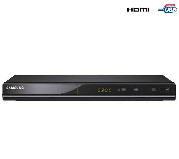 Samsung DVD-D530 Upconverting Region-Free DVD Player