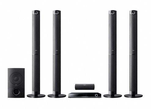 Sony DAV-DZ940K DVD Home Theatre System with Karaoke Functions