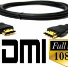 10ft Gold-Plated HDMI Cable