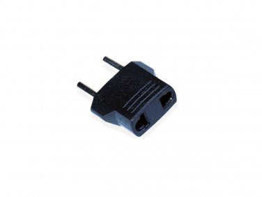 MU5 American to European Asian 4mm Plug Adapter US to EU