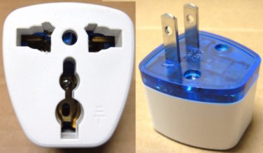 703A Universal Plug Adapter for Standard USA Outlet Type B