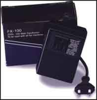 Seven Star FX100 100 W Watts Voltage Converter for Electronics