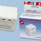 SS214 50 W Watt Step Up Reverse Voltage Converter 110 to 220 Volt to use foreign Appliances in USA