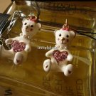 Baby bear phone chain-Eudora & Eunice free shipping