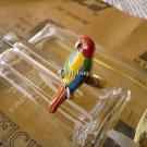 Enamel glaze ring-Parrot pattern free shipping