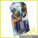 Free ship travel emergency Hand Wind up Power Dynamo Crank Kit For Cell Mobile Phone Charger