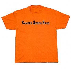 Orange Basic T-Shirt