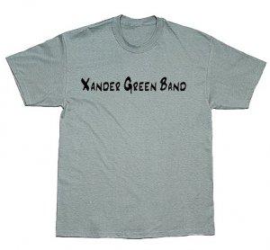 Stone Green Basic T-Shirt