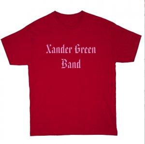 Red Basic Dark T-Shirt